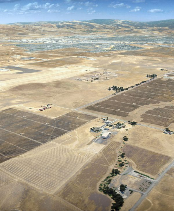 Overview of Intersect Power's 100MW Aramis Solar project in the San Francisco Bay area