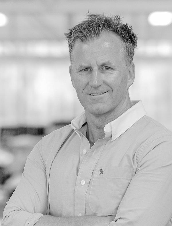 Tony Coggan - DIRECTOR - NEW BUSINESS