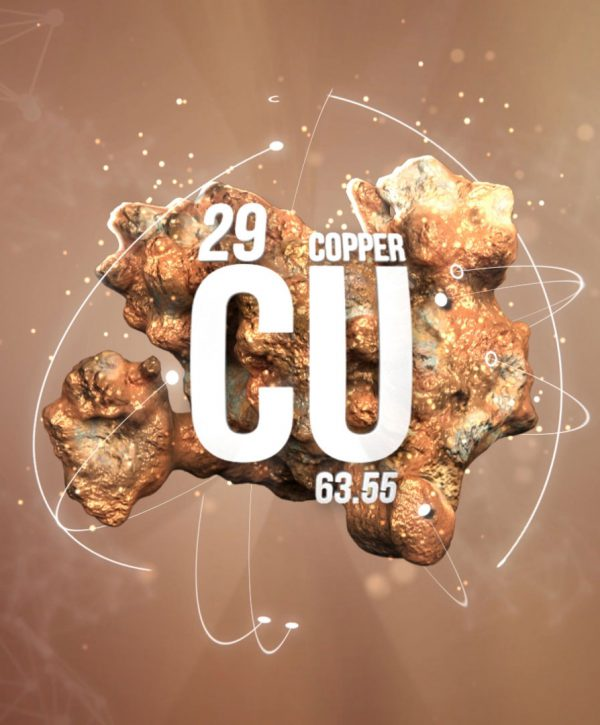 Copper – The Essential Element