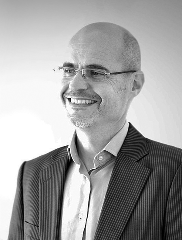 Carlo Stark - PRODUCTION COORDINATOR